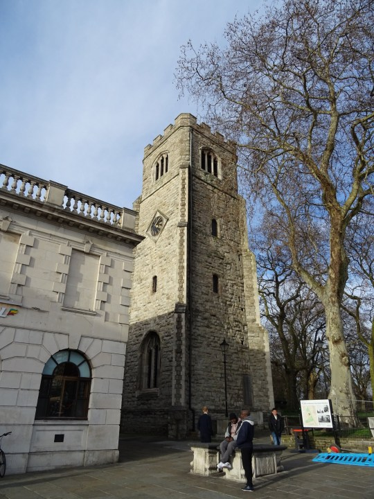 St Augustine Tower, Hackney (Picture: Wikimedia)