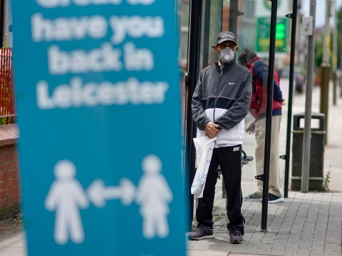 Coronavirus news live: UK death toll reaches 43,730 and 36 areas in the UK that could see a local lockdown