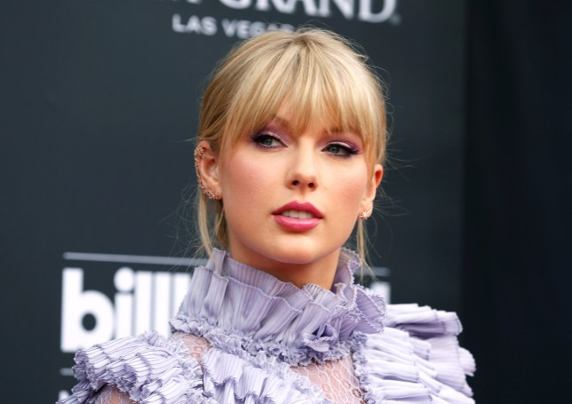 FILE PHOTO: 2019 Billboard Music Awards- Arrivals - Las Vegas, Nevada, U.S., May 1, 2019 - Taylor Swift. REUTERS/Steve Marcus/File Photo
