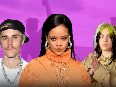 Rihanna, Billie Eilish and Justin Bieber among celebrities to sign police reform open letter