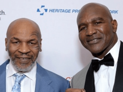 Evander Holyfield reveals why he's 'glad' Mike Tyson bit his ear in notorious 1997 fight