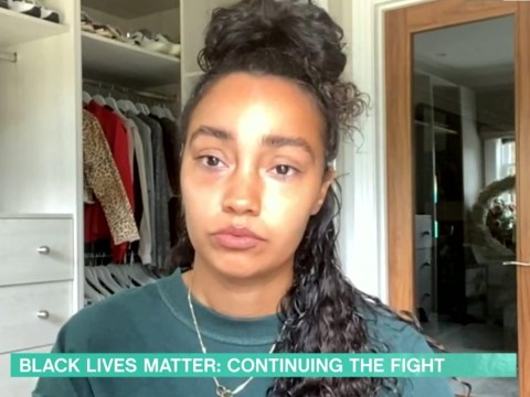 Little Mix's Leigh-Anne Pinnock chokes up over struggles with racism in music industry: 'I felt no one cared when I spoke out'