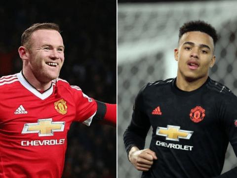 Michael Owen suggests Mason Greenwood can be Man Utd's 'next Wayne Rooney'