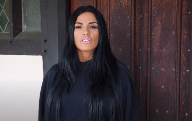 Inside Katie Price's mucky mansion YouTube