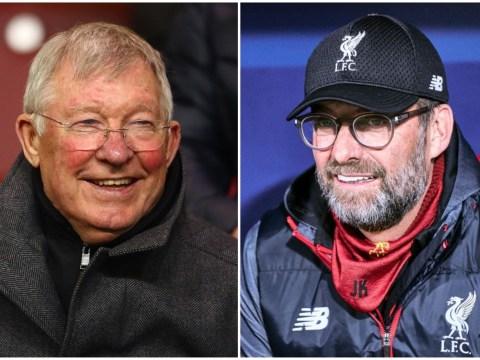 Jamie Carragher reveals Sir Alex Ferguson's prediction about Jurgen Klopp at Liverpool