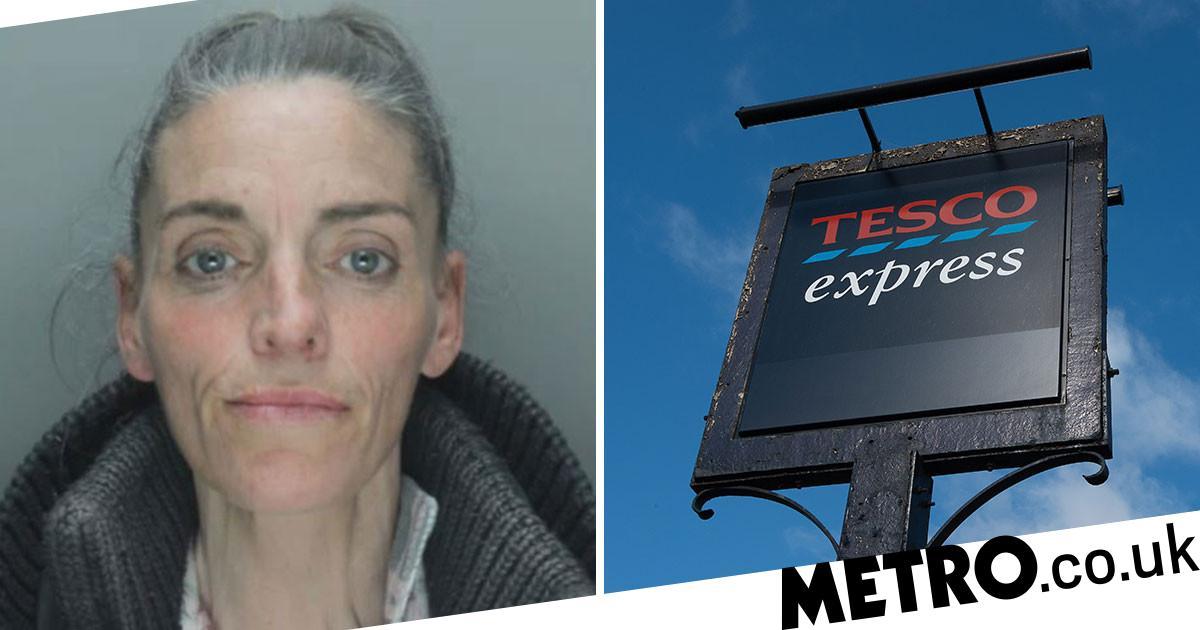 Mum jailed for licking Tesco windows and saying she hoped staff caught the virus