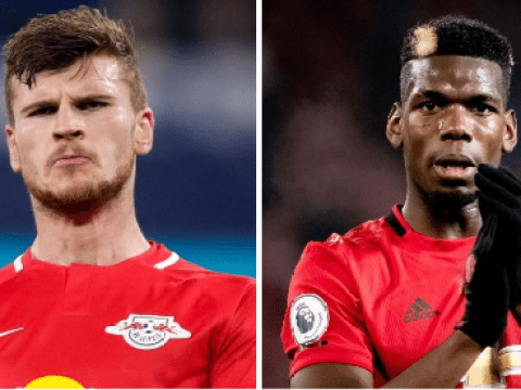 What Man Utd told Timo Werner about Paul Pogba during transfer meeting