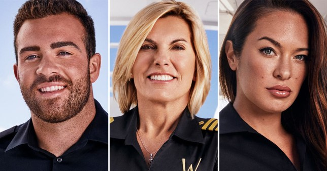 Below Deck Mediterranean cast: All the crew members that appear in season 5