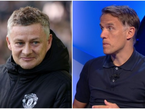 Phil Neville reveals how many signings Manchester United need to catch Liverpool