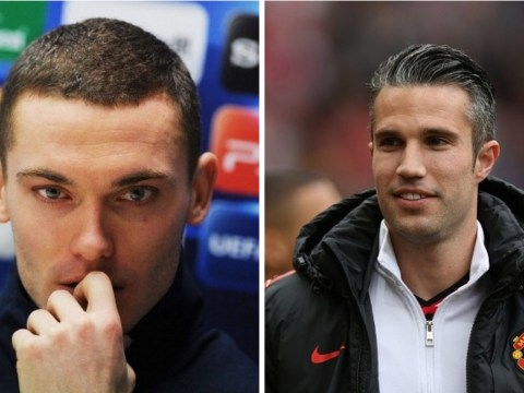 Former Arsenal captain Thomas Vermaelen reveals how he reacted when Robin van Persie joined Manchester United