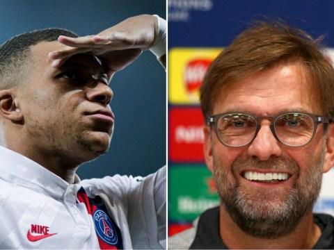 Kylian Mbappe would become a 'king' at Liverpool under Jurgen Klopp, says former France defender Willy Sagnol