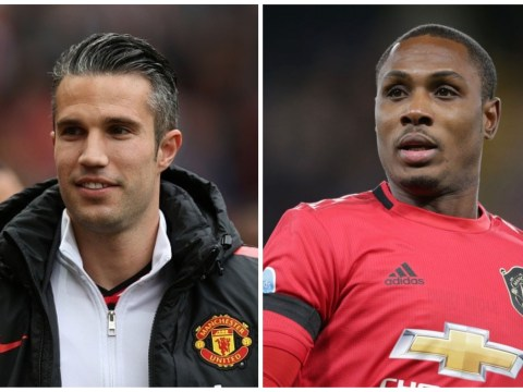 Odion Ighalo compares Manchester United team-mate Mason Greenwood to Robin van Persie