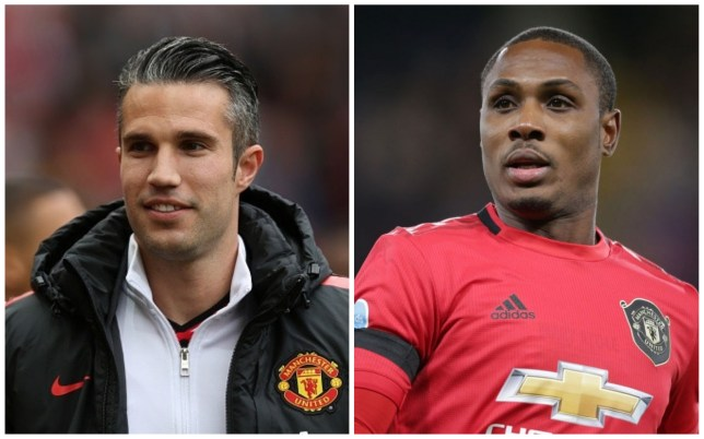 Odion Ighalo has compared Mason Greenwood to Man Utd hero Robin van Persie