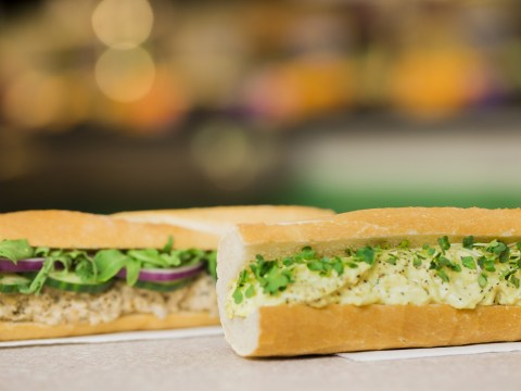 Veggie Pret reopens and launches first-ever online delivery service