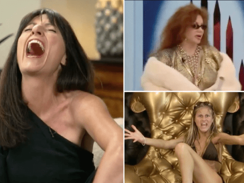Davina McCall gets 'goosebumps' in explosive trailer for Big Brother return as first episode details are revealed