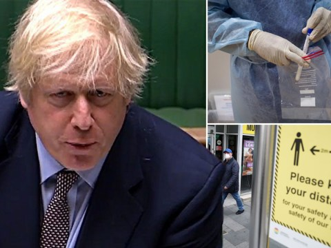 Boris Johnson 'very proud' of coronavirus response despite 50,000 deaths