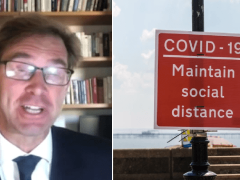 Tory MP says lockdown sex ban is 'ridiculous'