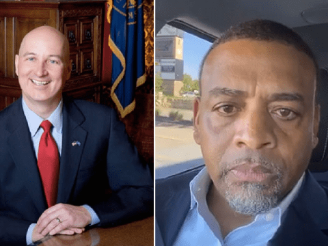 White politician told black church leaders: 'The problem I have with you people…'