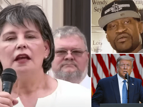White politician claims George Floyd was killed in plot to hurt Donald Trump