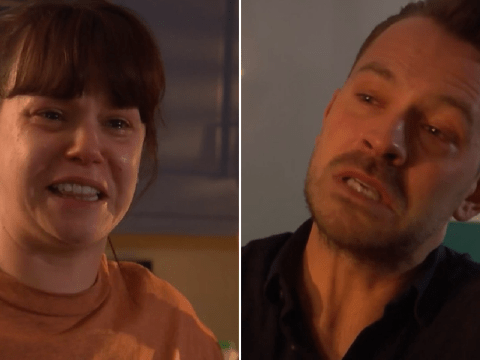 Hollyoaks viewers 'crying their eyes out' over Kyle Kelly's suicide aftermath as they heap praise on Jessica Fox and Ashley Taylor Dawson