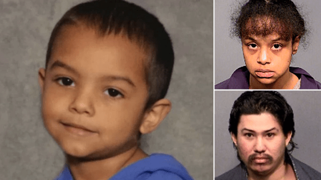 Elizabeth Archibeque and Anthony Martinez have been charged with first-degree murder, kidnapping and child abuse charges in connection with the Deshaun's death