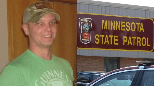 Minnesota State Trooper Albert Kuehne, the Minnesota State Patrol