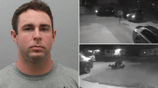 St. Charles County man charged with filming naked