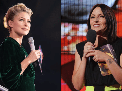 'You can't follow the Queen': Emma Willis looks back at time she replaced Davina McCall as Big Brother host