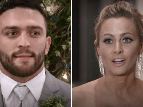 Love Is Blind's Jessica Batten claims Mark Cuevas slept with another woman during Netflix series