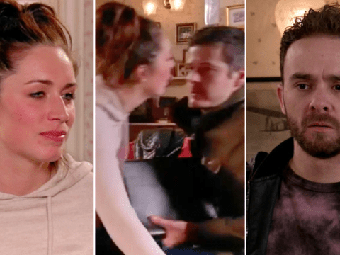 Coronation Street spoilers: Shona Ramsey and David Platt split as she kisses care worker Aaron?