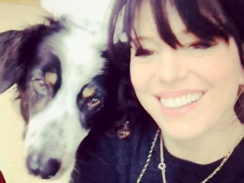 Imelda May's dog saved  her newborn daughter's life: 'I owe him a lot'