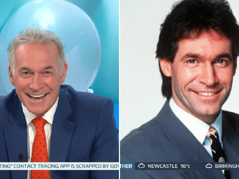 Viewers shook by Dr Hilary's age as he celebrates birthday on Good Morning Britain