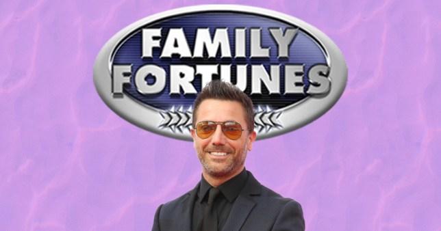 Gino D'Acampo Family Fortunes