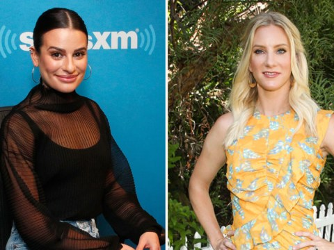 Lea Michele's Glee co-star Heather Morris says she was 'unpleasant to work with' but isn't racist