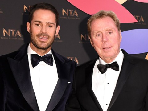 Jamie Redknapp says dad Harry likes to go 'rogue' while working together and he has to 'rein' him in
