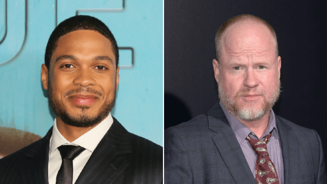 Justice League's Ray Fisher and Joss Whedon