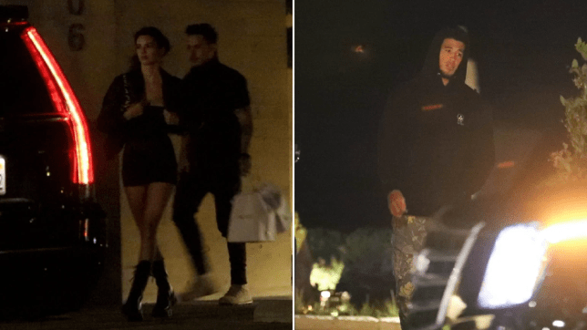 Kendall Jenner dinner date with Devin Booker