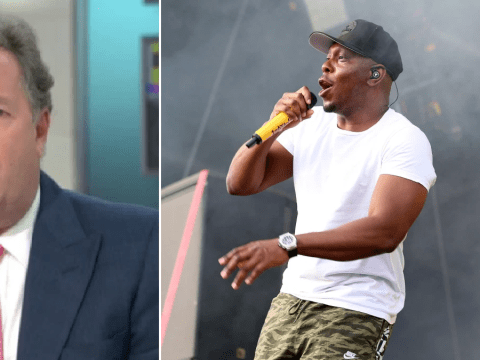 Dizzee Rascal does not want to become 'aggressive black man' in Piers Morgan Black Lives Matter debate on Good Morning Britain