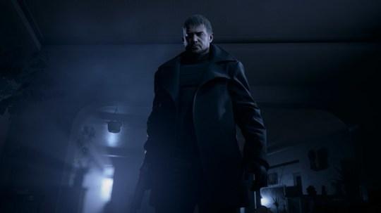 Resident Evil 8 Village Chris Redfield