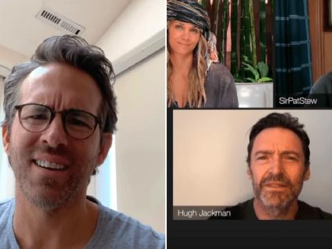 Ryan Reynolds gatecrashes original X-Men cast reunion with Halle Berry, Sophie Turner and Patrick Stewart