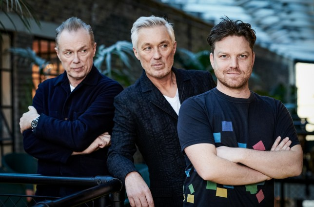 Martin Kemp Gary Kemp The Kemps: All True