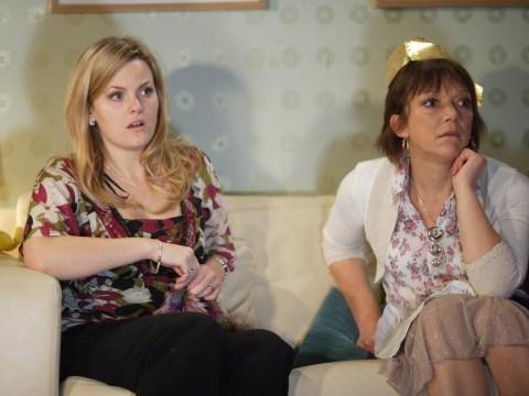 Did Tanya die in EastEnders as 2007 Christmas Day special is repeated?