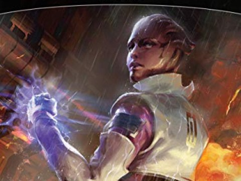 Mass Effect remaster trilogy rumours reignited by new artbook due next year