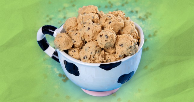 ben and Jerrys cookie dough recipe