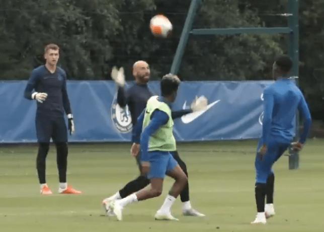 Callum Hudson-Odoi hasn't made a first team appearance for Chelsea since February