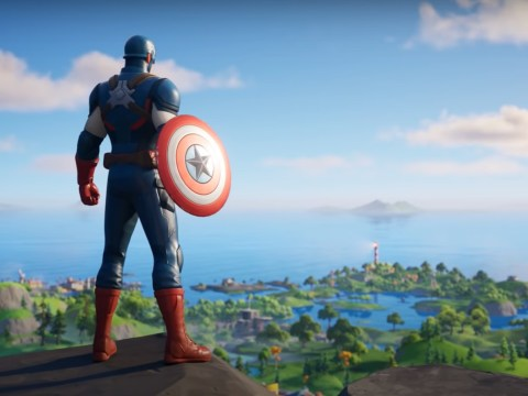 Fortnite: Captain America skin available now for only 24 hours