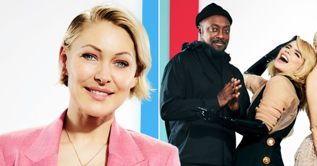 Will the Black Eyed Peas singer win The Voice Kids this year? (Picture: ITV)