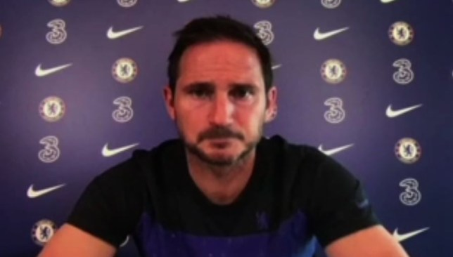 Frank Lampard says Chelsea's Champions League hopes are still in their hands