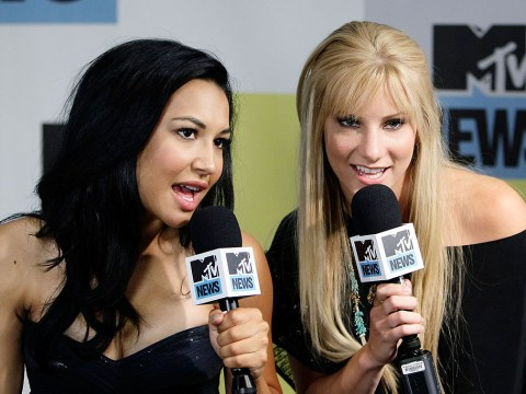 Glee star Heather Morris asks authorities if she can join search for Naya Rivera