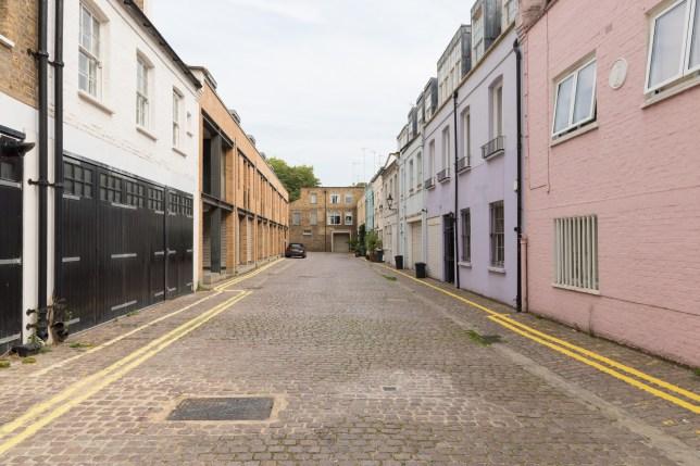 Princes Gate Mews, Knightsbridge, London, SW7